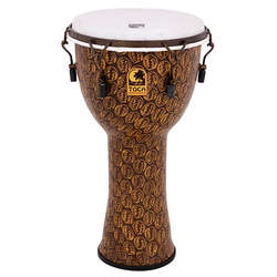 "Toca Freestyle 2 Mechanicially Tuned 12"" Djembe Gold TF2DM12GM"
