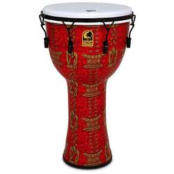 "Toca Freestyle 2 Mechanicially Tuned 14"" Djembe Thinker With Matching Bag TF2DM14TB"
