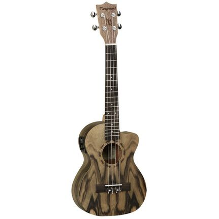 Tanglewood TUPWET Tribal Spirit Tenor Ukulele Pacific Walnut