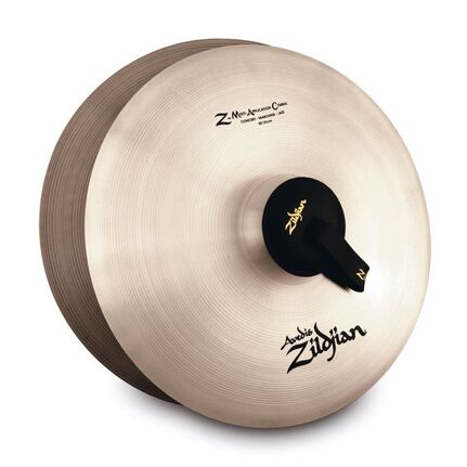 "A0479 20"" A Zildjian Z-Mac W/Gromets - Pair Band & Orchestral Cymbals"
